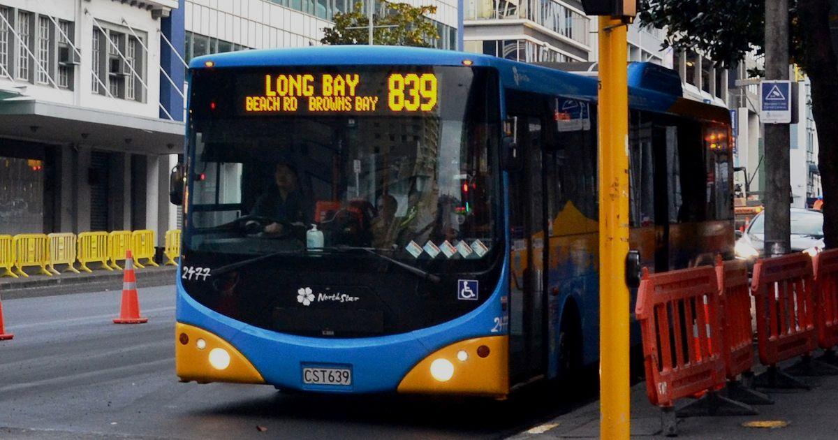 ニュージーランド・オークランドでバスに乗る方法を解説します【AT HOPカードも紹介】